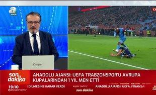 """Flaş sözler! """"40 milyon Euro'luk pastayı Trabzonspor'a yedirmek istemeyenler..."""""""