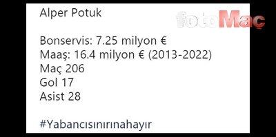 Alper Potuk Galatasaray'a! Ozan Tufan...