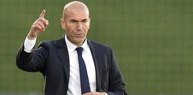 Zidane için flaş iddia!