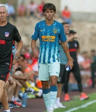 126 milyon Euro'luk futbolcu Joao Felix sakatlandı