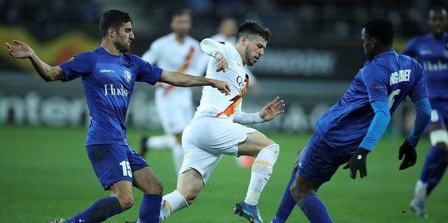 Gent 1-1 Roma | MAÇ SONUCU