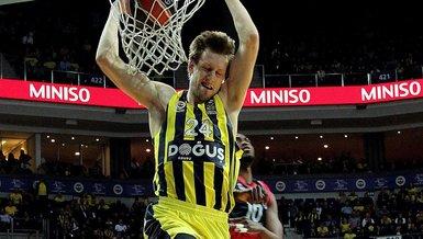 Son dakika spor haberleri: Fenerbahçeli Vesely'ye EuroLeague'den para cezası!