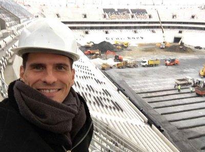 Mario Gomez Vodafone Arenada
