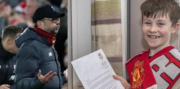 Liverpool elendi: 10 yaşındaki Daragh'ın mektubundan beri yüzleri gülmüyor