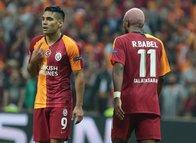 Galatasaray'da Falcao'ya Caner Erkin önlemi