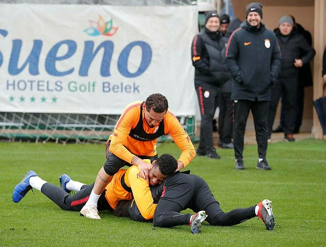 Galatasaray'da forma savaşı kapıda