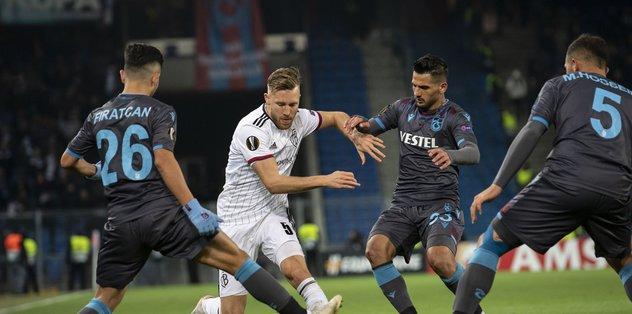 MAÇ SONUCU | Basel 2 - 0 Trabzonspor