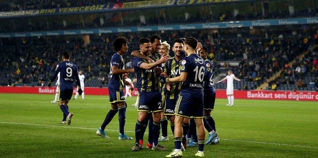 Fenerbahçe 2-0 Kayserispor   MAÇ SONUCU
