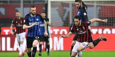 Milano derbisinde kazanan yok