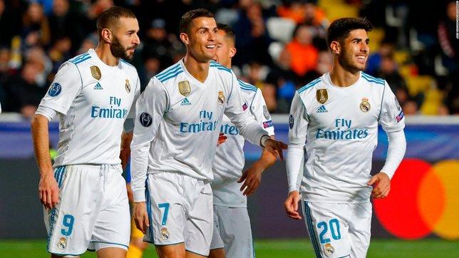2018 yılı UEFA sıralaması