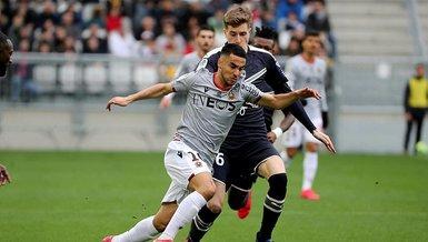 Son dakika transfer haberi: Galatasaray ve Beşiktaş'ın hedefinde Adam Ounas var!