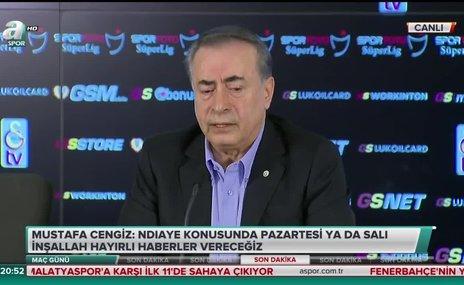 Mustafa Cengiz'den Fenerbahçe açıklaması