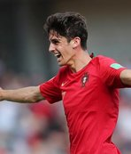 Francisco Trincao: Kahramanlarımdan birisi Messi