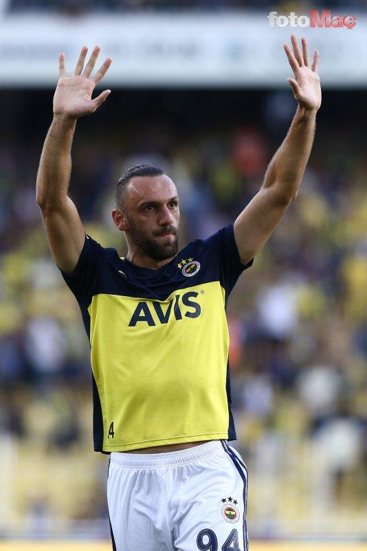 Fenerbahçe'nin Vedat Muriç planı ortaya çıktı!