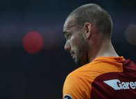 """Sneijder'den olay paylaşım! """"Her şeyi batırdım"""""""
