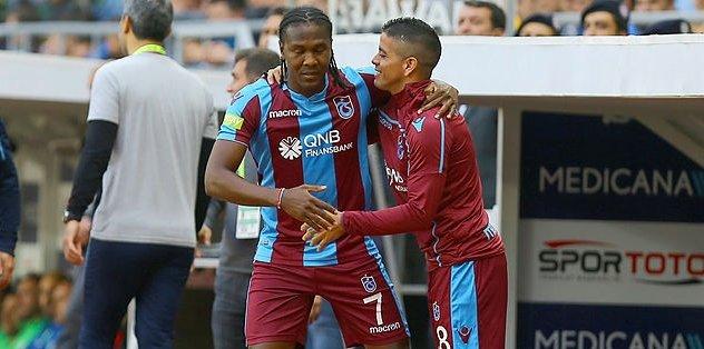 Trabzonspor'un direk kabusu