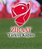 Ziraat Türkiye Kupası'nda heyecan sürüyor
