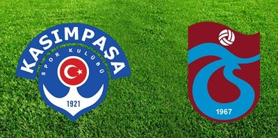 Kasımpaşa - Trabzonspor | CANLI