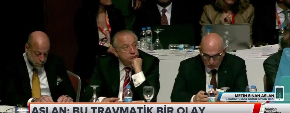 Galatasaray Divan Başkanı: Bundan sonrası beni ilgilendirmez...