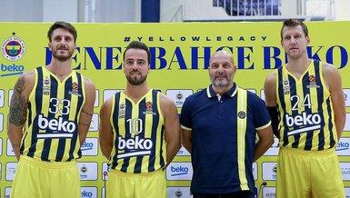 Fenerbahçe Beko BaşantrenörüDjordjevic açıklamalarda bulundu!