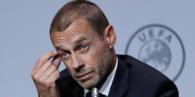 Aleksander Ceferin'den koronavirüs cevabı! EURO 2020 ertelenecek mi?
