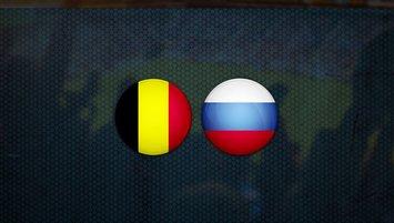 Belçika - Rusya maçı saat kaçta ve hangi kanalda?
