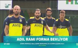 Fenerbahçe'de yeni transfer Adil Rami bekliyor