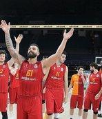 Galatasaray evinde çok rahat