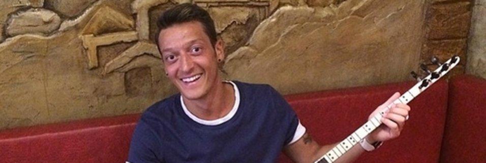 İşte Mesut Özil'in hayat hikayesi