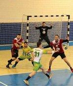 Hentbol Türkiye Kupası'nda çeyrek final tamamlandı