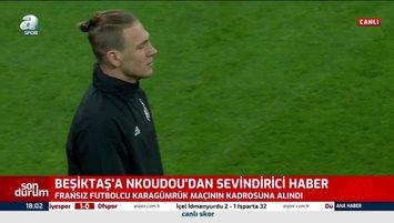 Karagümrük maçı öncesi Beşiktaş'a yıldız isimden müjde!