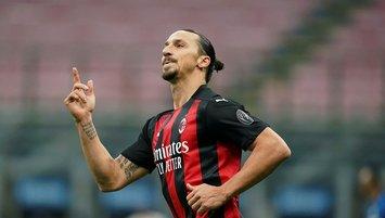 Ibrahimovic returns and scores 2 as Milan beats Inter 2-1