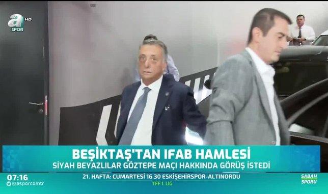 Beşiktaş'tan IFAB hamlesi
