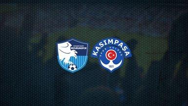 BB Erzurumspor - Kasımpaşa maçı ne zaman, saat kaçta ve hangi kanalda canlı yayınlanacak?   Süper Lig