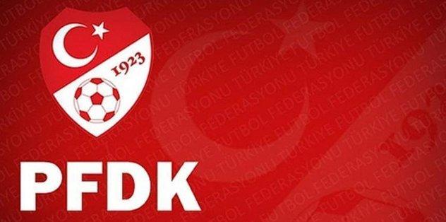 PFDK Galatasaray-Medipol Başakşehir maçını incelemeye devam edecek