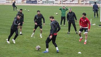 Hatayspor Cesar Grup Ümraniyespor maçına hazırlanıyor!