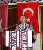 Serhat Ardahanspor'a destek gecesi düzenlendi
