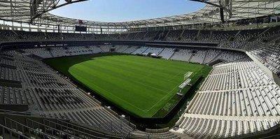 Final Vodafone Arena'da