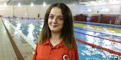 Sevilay Öztürk bronz madalyanın sahibi oldu