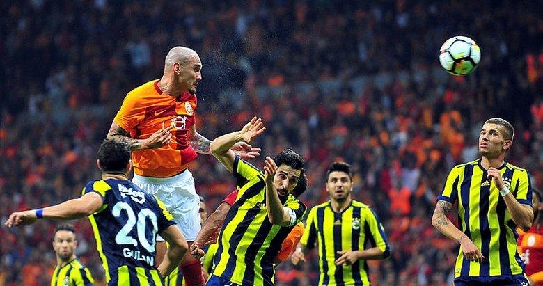 Galatasaray - Fenerbahçe derbisinde bir ilk olacak!