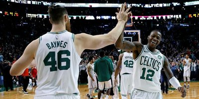 Celtics, 26 sayı geriden gelip kazandı