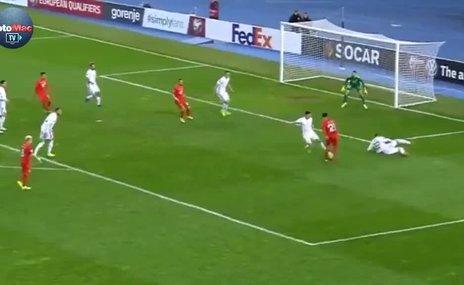 Eljif Elmas'tan müthiş gol!