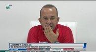 Mehmet Özdilek: Trabzon'da kazanmak istiyoruz