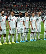 Beşiktaş'ın Bratislava kadrosu açıklandı! 3 eksik...