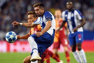 Hector Herrera'nın menajerinden Galatasaray açıklaması!
