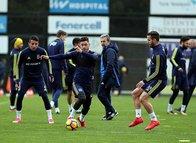 Fenerbahçe Başakşehir maçı hazırlıkları başladı