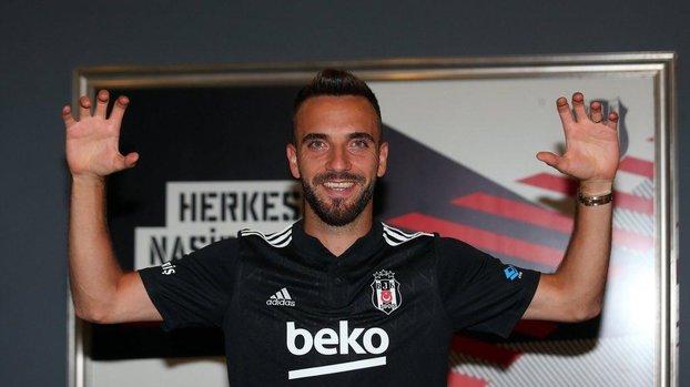 Kenan Karaman resmen Beşiktaş'ta (BJK spor haberi)