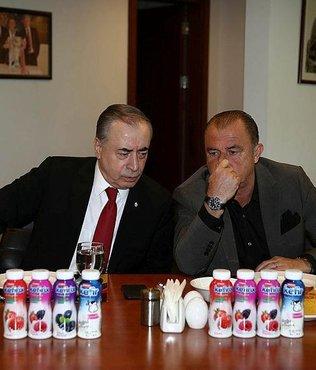 Başkan Mustafa Cengiz'den Fatih Terim'e övgü