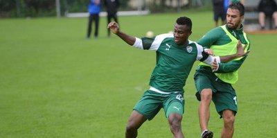 Bursaspor, yeni sezon hazırlıklarını sürdürüyor