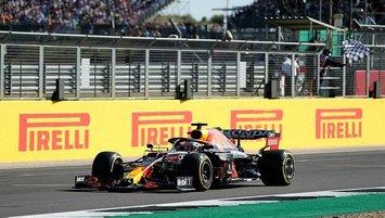 Formula 1'de sprint yarışını Max Verstappen kazandı!